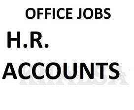 HR and accounts