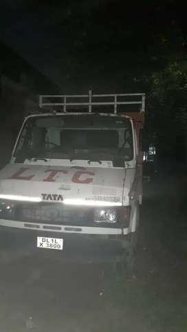 Tata 407 pickup local bhada rs 1200