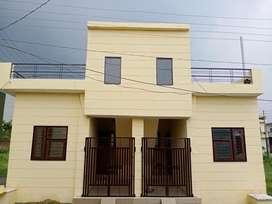 full furnished house 52.5 sqyard