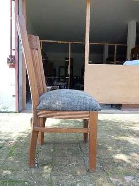 Wooden Teak Chairs