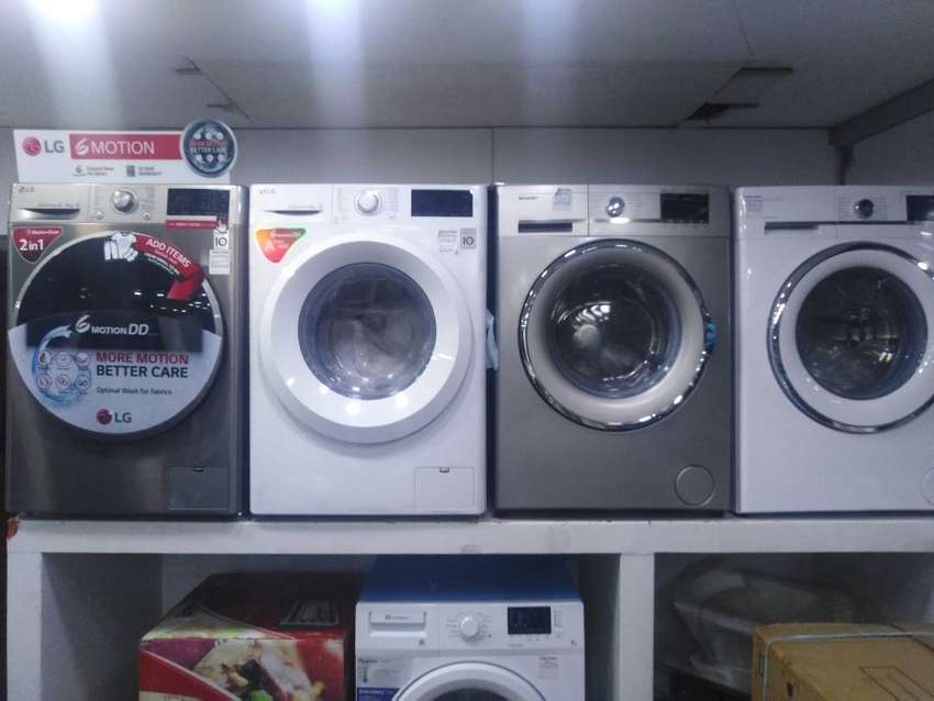 Washing Machine Haier On Installments 0