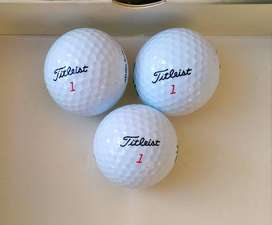 Professional Golf balls Made in USA