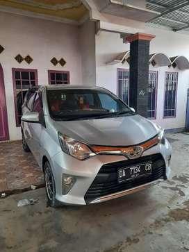 Toyota calya G A/T matic