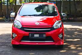 Agya TRD Dp 15jt all in 2016 | 2015 | 2017