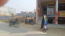 Semi commercial plot near awadh club' jankipuram
