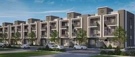 3bhk floors on 200 ft kharar Dara studio road in sector 125, mohali