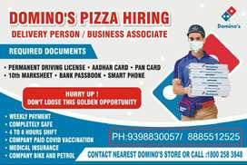 Delivery Partner / Business Associates