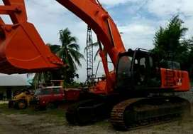 Jual Excavator Hitachi ZX450 tahun 2010