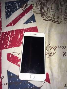 I phone 7 silver