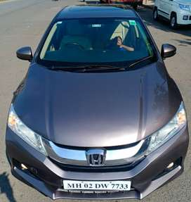 Honda City 1.5 V Automatic Sunroof, 2015, Petrol