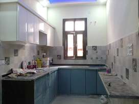 3 BHK builder floor for sale in rohini sector 24 with lift & Parking.