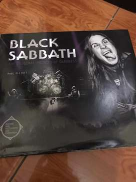 Buku Black Sabbath (import)