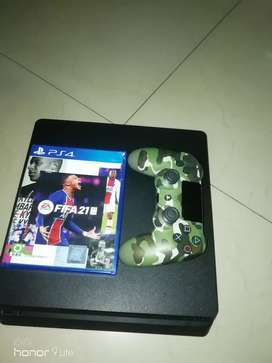 PS4 SLIM CUH2006 fullset original