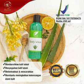 Body wash aloevera