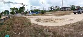 Tanah 1 Hektar Rp. 1,3 M Tepi Jl. Soekarno Hatta