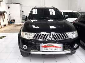 Pajero Exceed At 2009 Hitam Mobil Cakep