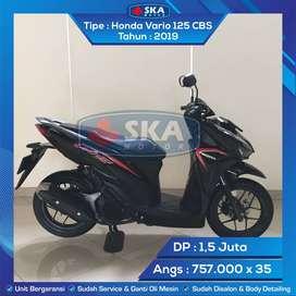 SKA MOTOR Honda Vario 125 CBS Tahun 2019
