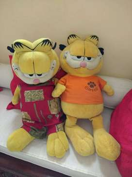 Boneka Garfield second