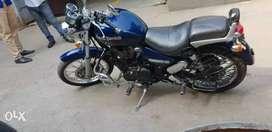 Thunderbird 350 royal blue