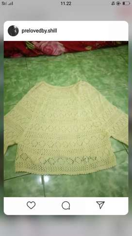 Outer jaring cream