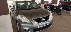 Nissan Sunny 2012 Petrol 130000 Km Driven