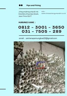 """PIPA PVC/PARALON SUPRALON TIPE AW 3/4"""" MURAH READY"""