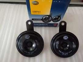 Klakson hella stereo double tin cocok untuk pcx adv v150 barang baru