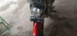 Vixsen warna merah pajak mati 1 thn.bm hidup