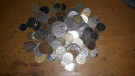 More than 100 Antique and rare coins of paksitan and foreign