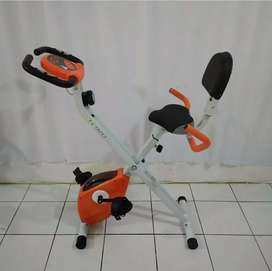 The Best - Sepeda Magnet Ex - Bike Lipat(SOLO FITNESS CENTER)