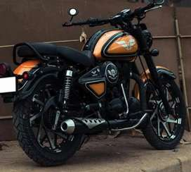 sale or exchange Royal Enfield Thunderbird 350
