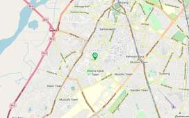 Prime Location Flat Is Available For Sale