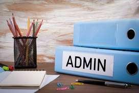 bhiwandi admin post urgent required