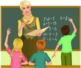 Teacher job