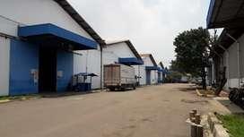 Disewakan gudang area industri cibitung dekat akses toll