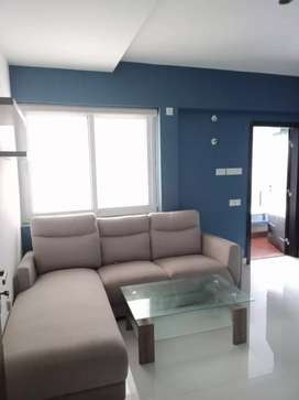 1 bhk fully furnished laxuary flatt at nedumbassery airport 4line road