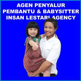 Agen Penyalur PRT/Pembantu, BabySitter, Perwat Lansia, dll