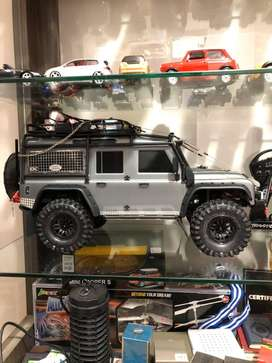 Rc offroad traxxas full modification