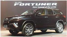 Toyota Fortuner 2019 Get On Easy Monthly Installment.