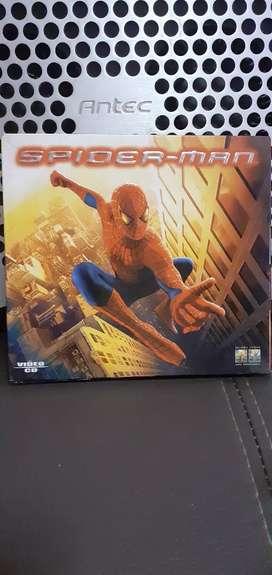 VCD # SPIDER MAN Wondrous to Beholf# 2 Disc