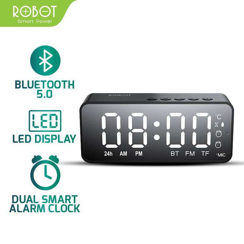 Speaker Bluetooth ROBOT RB-150 Portable Wireless Bass Mini Stereo