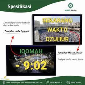 Penyedia Modul Untuk Jam Masjid TV siap Kirim Kab Cilacap