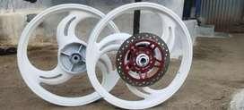 RX135 Wheels
