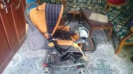 Stoller bayi masih sangat layak pakai.stoller merk pliko