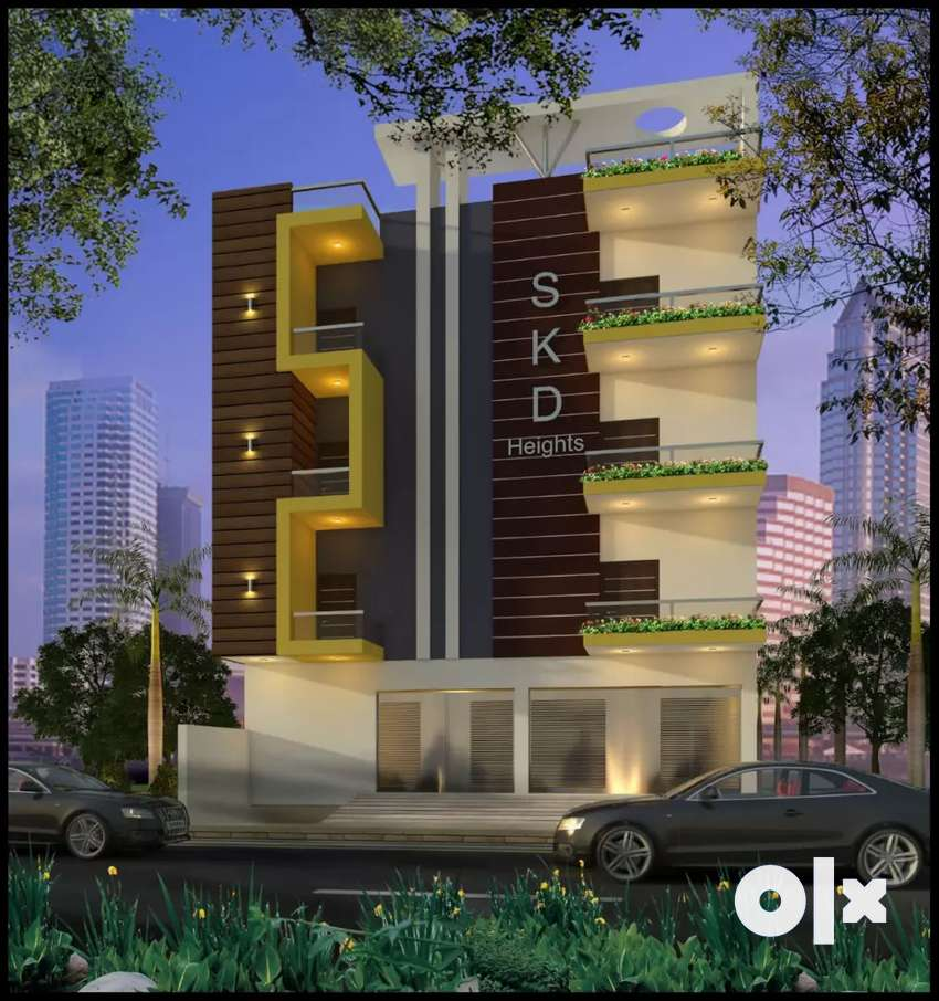 2bhk & 3bhk fully furnished flats for sale at 1st link road lane no 7. 0