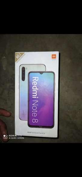 Redmi Note 8 4/64