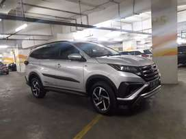 Toyota Rush TRD Sportivo 2018 Silver Automatic.