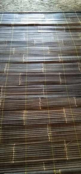 Tirai bambu wulung fre onkir