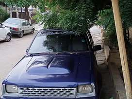 Sell Car Model 1983 in Karachi Dimad is 250'000 Address black 7