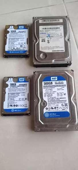 Jual HDD laptop n PC